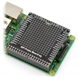 Płytka prototypowa THT - Raspberry Pi B+