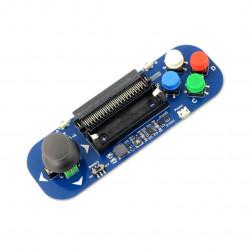 Gamepad module - moduł z joystickiem i przyciskami dla BBC Micro:bit