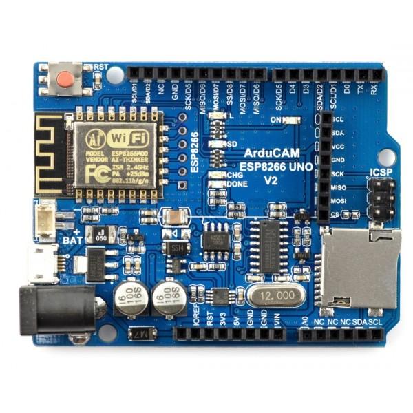 arducam esp8266-12e wifi - compatible with arduino