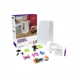 Little Bits CloudBit Starter Kit - zestaw startowy LittleBits