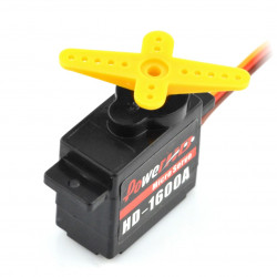 Serwo PowerHD HD-1600A - micro