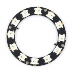WS2812 5050 RGB LED 12digit