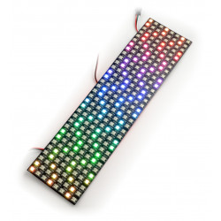 NeoPixel NeoMatrix 8x32 - 256 RGB LED