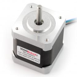Silnik krokowy SM-42BYH1684-1612 400 korków/obr 2,8V / 1,68A / 0,48Nm