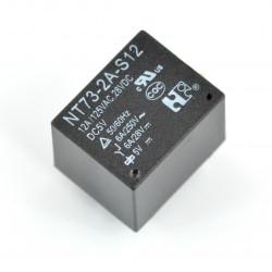 Przekaźnik NT73-2AS12-05 - cewka 5V, styki 2x 12A/125VAC