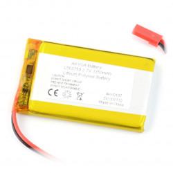 Akumulator Li-Po 3,7V/1800mAh