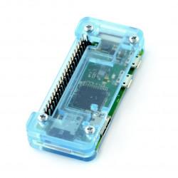 Obudowa Raspberry Pi Zero - niebieska