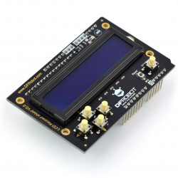 DFRobot LCD Keypad Shield v2.0 - display for Arduino