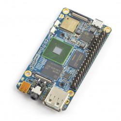 NanoPi S2 - Samsung S5P4418 Quad-Core 1,4GHz + 1GB RAM + 8GB eMMC