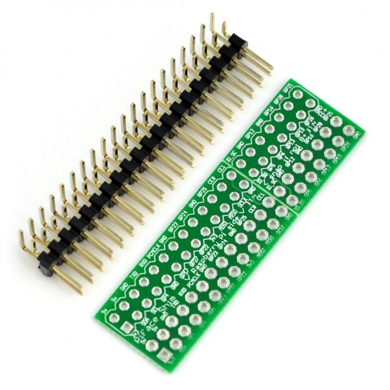 PiFace Shim I/O - nakładka prototypowa dla Raspberry Pi