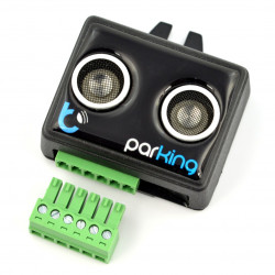 BleBox ParkingSensor - czujnik parkowania ze sterownikiem LED RGB
