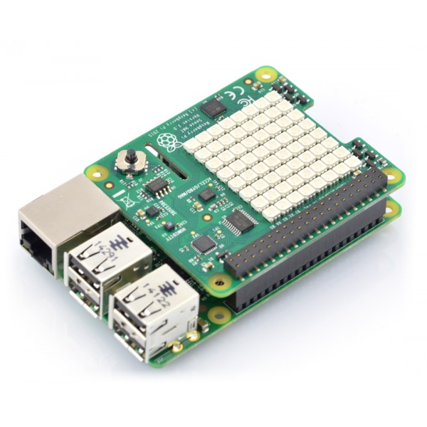 Sense Hat do Raspberry Pi