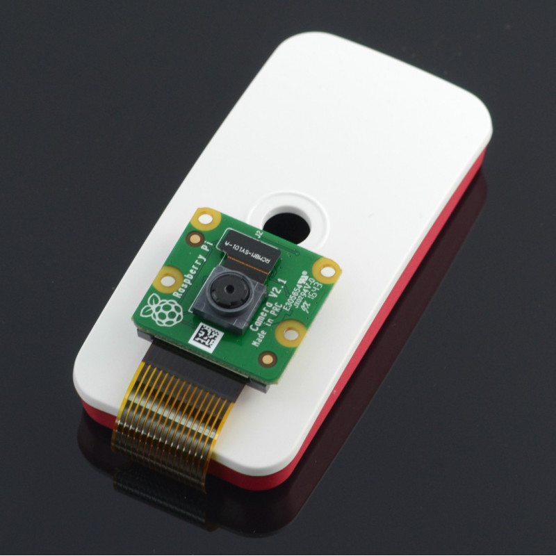 Zestaw Raspberry Pi Zero W Camera Pack