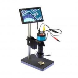 Kamera inspekcyjna VGA 2MPx - mikroskop cyfrowy - zestaw