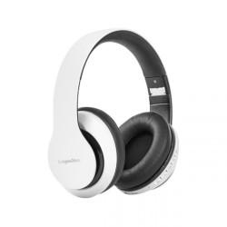 Bezprzewodowe słuchawki nauszne Kruger&Matz - Street 2 Wireless- białe