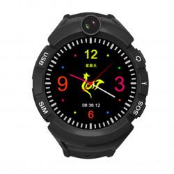 Watch Phone Kids z lokalizatorem GPS/WIFI - Czarny