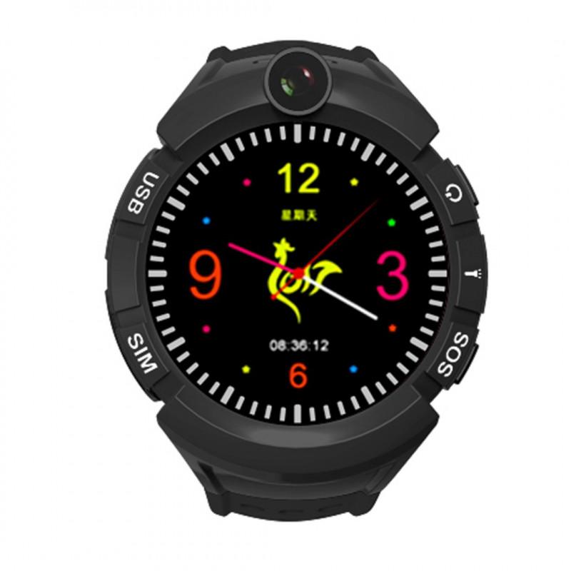 Zegarek Art Watch Phone Kids z lokalizatorem GPS/WIFI ART LOK-3000BK - czarny