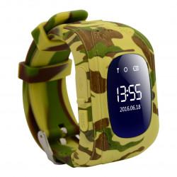 Zegarek dla dzieci z lokalizatorem GPS - Niebieski