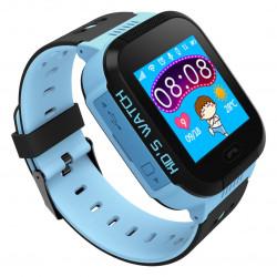 Watch Phone Go z lokalizatorem GPS AW-K2 - niebieski
