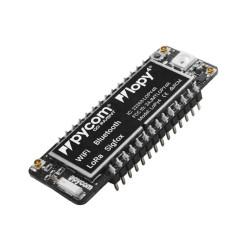 PyCom LoPy4 ESP32 - moduł LoRa, WiFi, Bluetooth BLE, SigFox + Python API