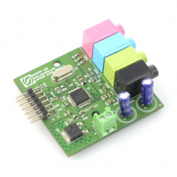 CS4344 Audio Expansion Module