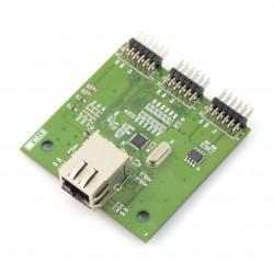 Numato Lab - 100BASE-T - rozszerzenie Ethernet dla FPGA