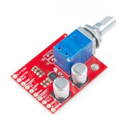 SparkFun Noisy Cricket Stereo Amplifier - wzmacniacz 1.5W Mono/Stereo
