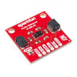 SparkFun VL53L1X time-of-flight - czujnik odległości i światła otoczenia I2C (QWIIC)