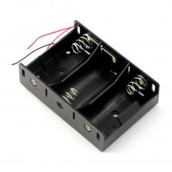 Battery holder for 1x R20