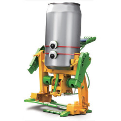 Zestaw edukacyjny - Robot 6 w 1 - Super Solar Recycler