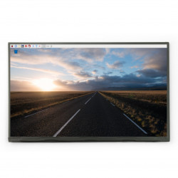 """IPS screen 10"""" 1280x800 with power supply for Raspberry Pi"""