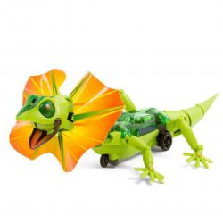 Robot jaszczurka - Frilled Lizard Robot Kit