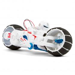 Robot-motocyklista - Motor na słoną wodę - Salt Water FC Engine Car Kit