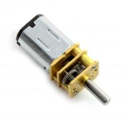 Silnik N20-BT09 micro 298:1 100RPM - 12V