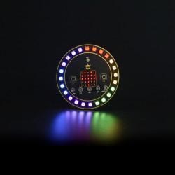 DFRobot - okrągła płytka rozszerzeń LED RGB dla Micro:bit