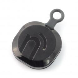 NotiOne Play - lokalizator Bluetooth z buzzerem i przyciskiem - czarny
