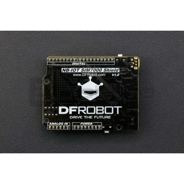 DFRobot Shield NB-IoT/LTE/GPRS/GPS SIM7000E - Shield for Arduino*