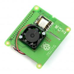 Raspberry Pi PoE HAT - zasilanie przez Ethernet dla Raspberry Pi 3B+