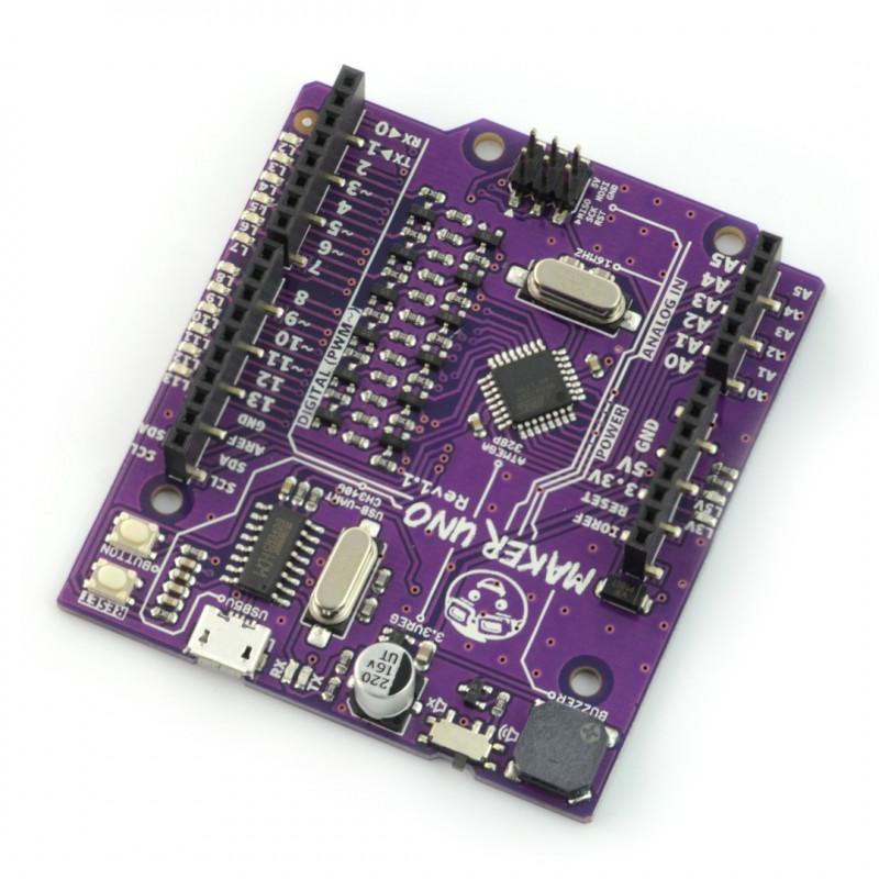 Cytron Maker Uno - zgodny z Arduino