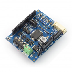 Cytron SHIELD-2AMOTOR - channel driver engines, 26V/2A - shield for Arduino