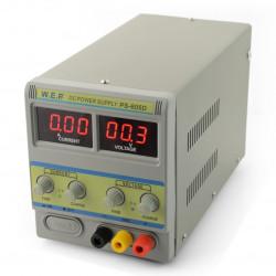 Zasilacz laboratoryjny WEP PS-605D 60V 5A