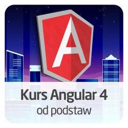 Kurs Angular 4 - od podstaw - wersja ON-LINE
