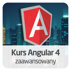 Kurs Angular 4 - zaawansowany - wersja ON-LINE