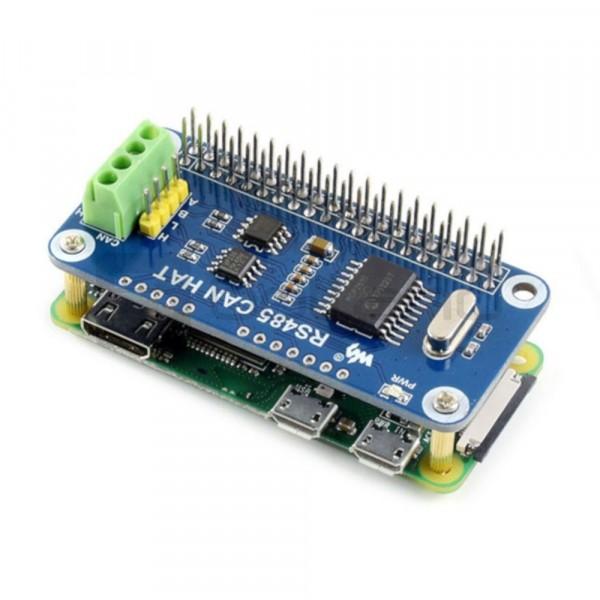 Waveshare RS485 CAN HAT - nakładka dla Raspberry Pi