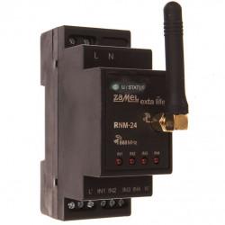 Exta Life - Radiowy nadajnik modułowy 4-kanałowy 230V DIN - RNM-24