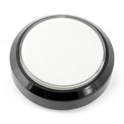 Push button - biały