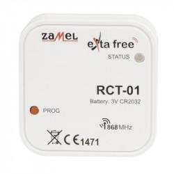 Exta Free - Radiowy dopuszkowy czujnik temperatury - RCT-01