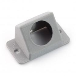 Obudowa do czujnika ruchu PIR - druk 3D szara