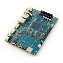 Banana Pi W2 NAS Router Quad Core 2GB RAM + 8GB eMMC
