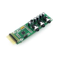 Waveshare UDA1380 - koder/dekoder stereo I2S